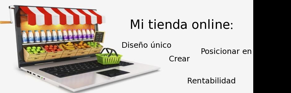 Crear mi tienda online